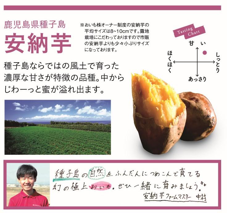 安納芋商品ページ